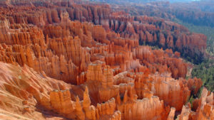 Bryce Canyon unusual place US