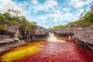 Cano (khan-yo) Cristales weird nature