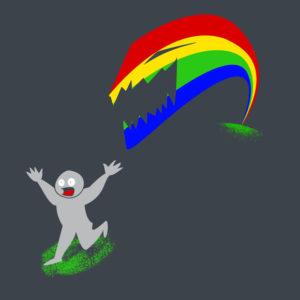 Chromophobia strange phobias