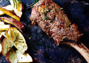 bison meat food