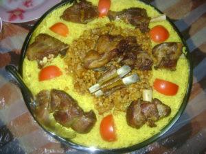 cemel meat food