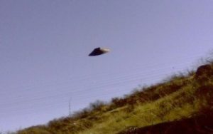 san diego UFO sighting