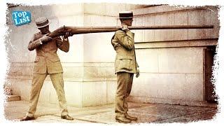 10 Most Bizarre Guns Ever Designed | Weirdest Guns | Craziest Weapons – Top 10